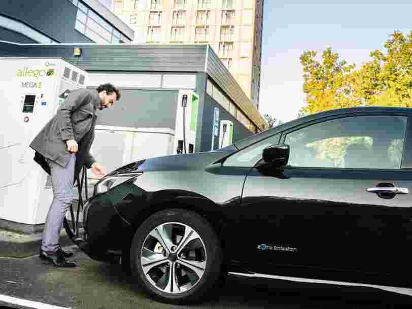 Chez Casino, votre voiture électrique se rechargera bientôt plus vite que vous ne faites vos courses