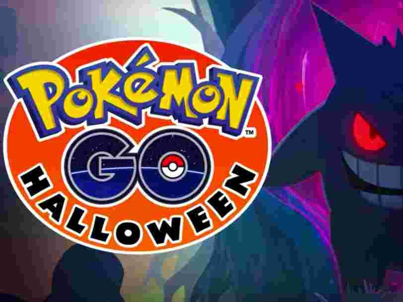 Pokémon Go essaie de faire revenir ses joueurs pour Halloween — mais sa solution n'est vraiment pas à la hauteur