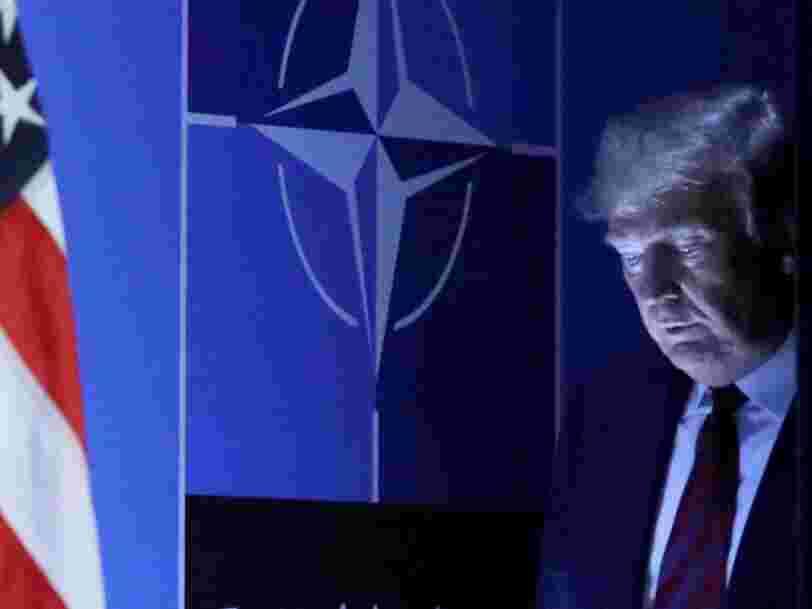 Voici comment le budget de l'OTAN fonctionne réellement