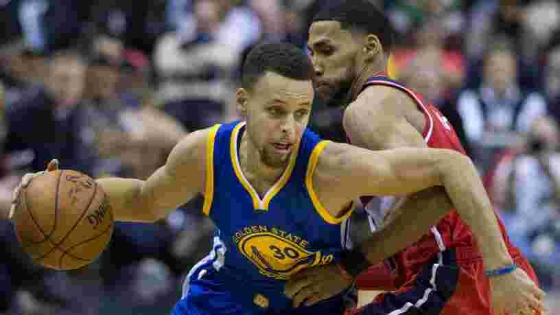 Le triple champion NBA Stephen Curry rejoint le cofondateur de Yahoo pour soutenir une plateforme d'eSport qui lève 37 M$