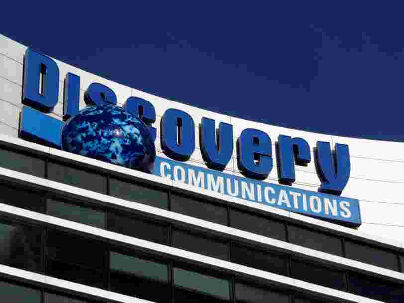 Discovery rachète Scripps Networks pour 14,6 Mds$