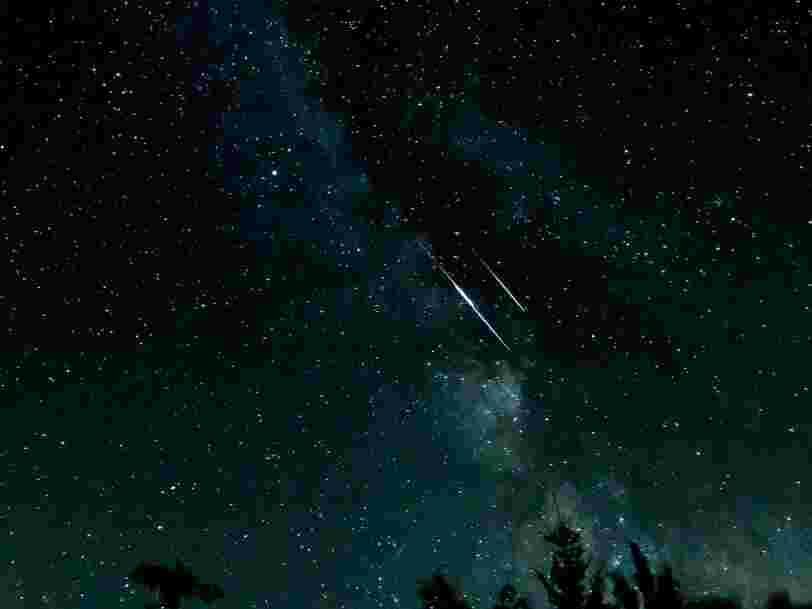 Vous pourrez observer la pluie d'étoiles filantes des Bootides à l'oeil nu ce jeudi soir