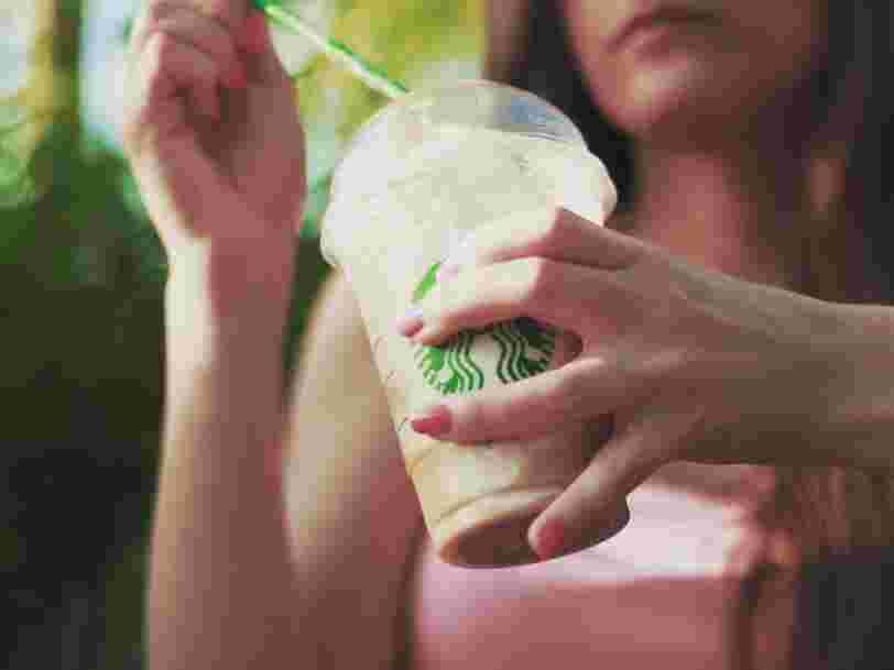 Bientôt un nouveau Frappuccino Licorne chez Starbucks