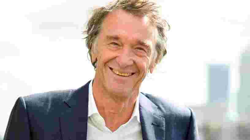 L'OGC Nice appartient officiellement à Jim Ratcliffe, on vous présente la plus grande fortune britannique