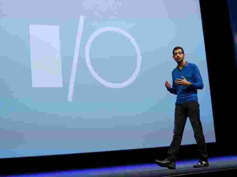 Google a caché la date de sa prochaine conférence des développeurs dans un jeu en ligne