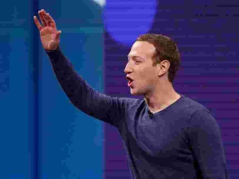 Mark Zuckerberg est en Europe la semaine prochaine — voici ce que l'on sait de son agenda