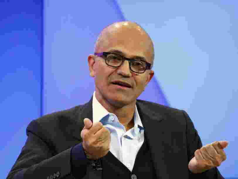 Les salariés de Microsoft se préparent à l'annonce de licenciements aujourd'hui