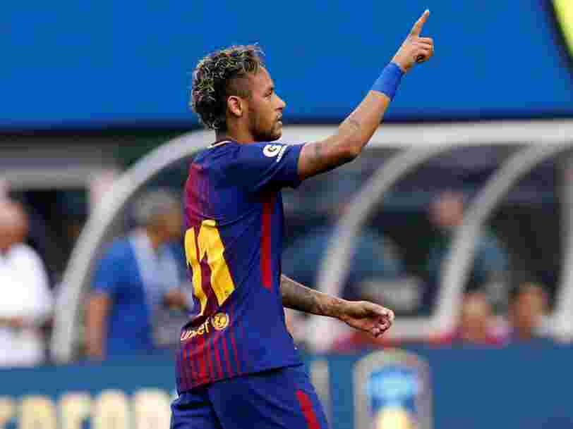 Neymar a signé au PSG contre l'avis de son père —ce n'est que la deuxième fois dans sa vie qu'il le contredit