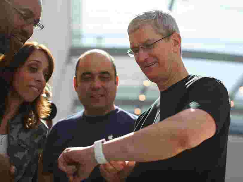 Apple pourrait faire payer les médecins pour accéder aux données collectées par votre Apple Watch
