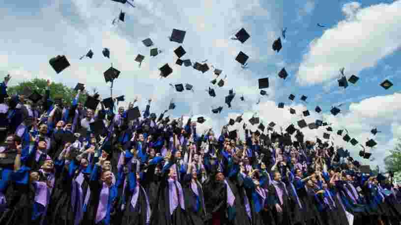 Voici les 10 universités françaises où ça 'matche' le plus sur Tinder