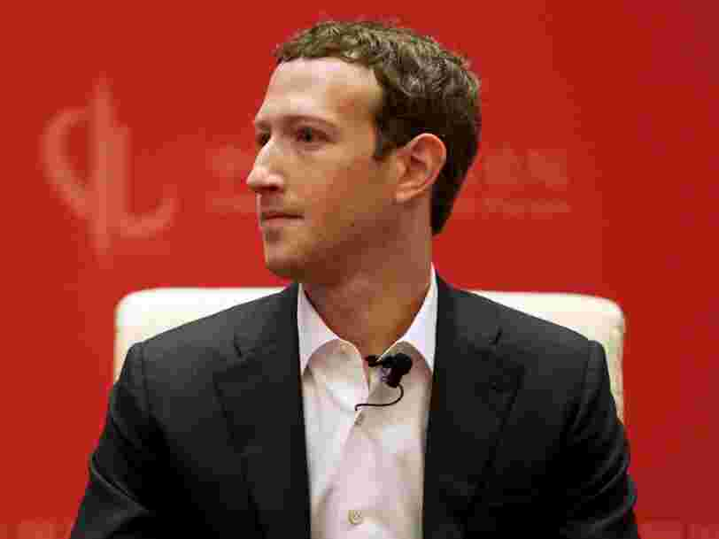 L'Autorité de la concurrence pourrait ouvrir une enquête sur la 'position écrasante' de Facebook et Google dans la pub en ligne en France