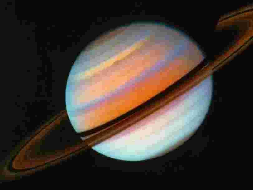 La planète Saturne va perdre une caractéristique clé de son apparence plus vite qu'on ne le pensait