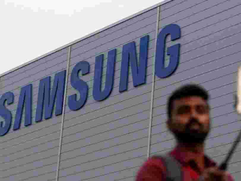 Samsung pourrait être le grand gagnant des sanctions contre Huawei... et les 6 autres choses à savoir dans la tech ce matin