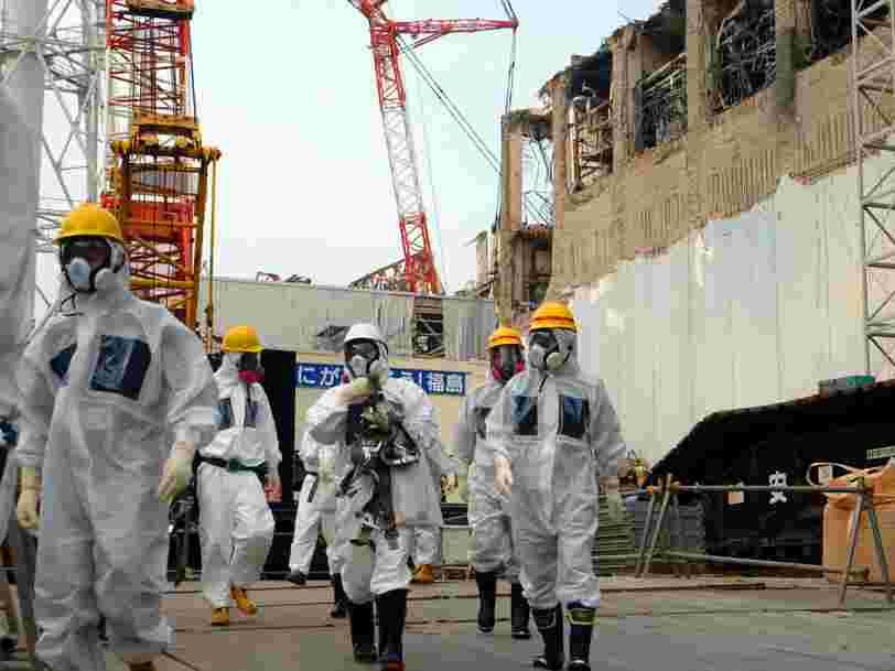 Le Japon va indemniser pour la première fois la famille d'un ex-employé de la centrale nucléaire de Fukushima 7 ans après le drame