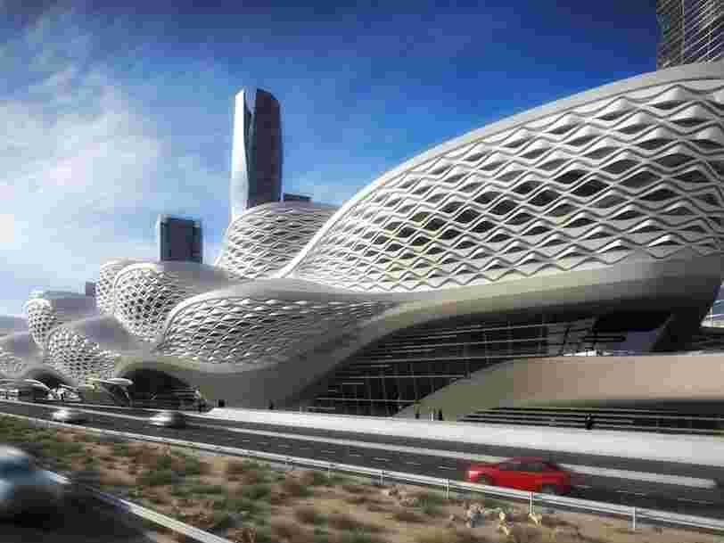 18 projets d'infrastructures pharaoniques qui pourraient changer la face du monde