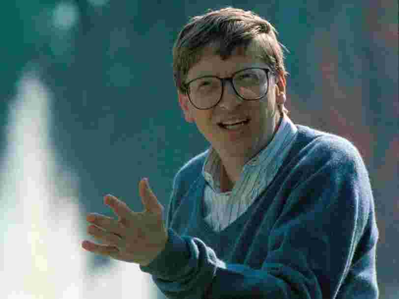 Pour Bill Gates, la série Silicon Valley produite par HBO est le meilleur moyen de comprendre la vraie Silicon Valley: 'Ils ne se moquent pas plus de nous que ce que nous méritons'