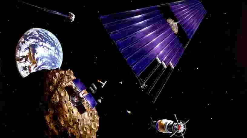 L'exploitation des minerais célestes pourrait générer entre 73 et 170Mds€ de chiffre d'affaires mondial d'ici à 2045