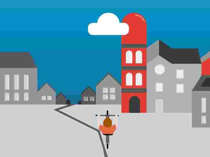 Les trottinettes en libre-service ont un avantage sur les vélos —et le marché est encore sous-exploité