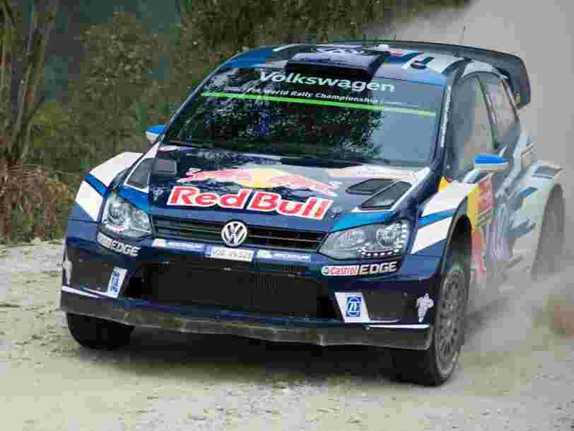 Le dieselgate de Volkswagen continue de faire des dégâts — le champion de rallye français Sébastien Ogier se retrouve sans équipe pour 2017