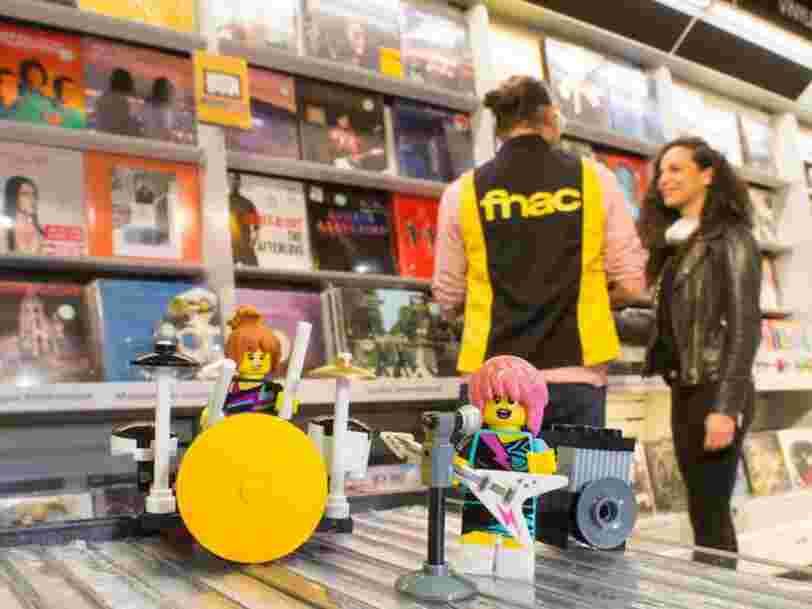 Fnac-Darty s'offre un site qui permet à 2 millions de clients de payer moins cher leurs places de spectacle