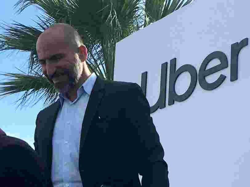 Le gendarme de la vie privée inflige une amende de 400.000€ à Uber après le vol de données de 1,4 million d'utilisateurs en France car il estime que l'incident aurait pu être évité