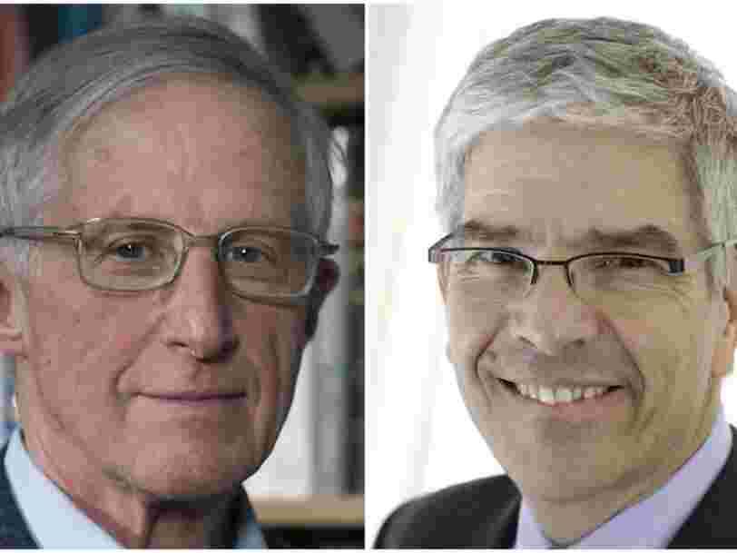 Le prix Nobel d'économie récompense 2 économistes américains qui travaillent sur le climat et l'innovation