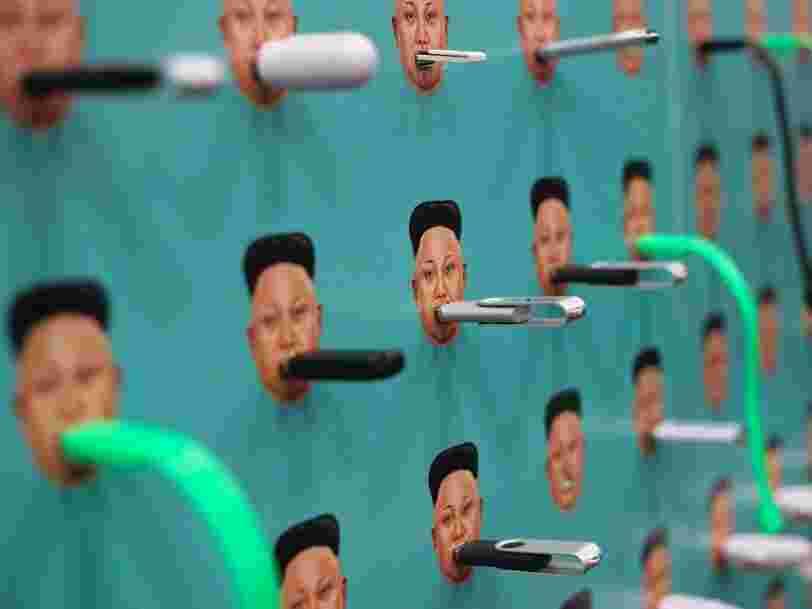 Les données personnelles de centaines de transfuges nord-coréens passés au Sud ont été dérobées par des pirates