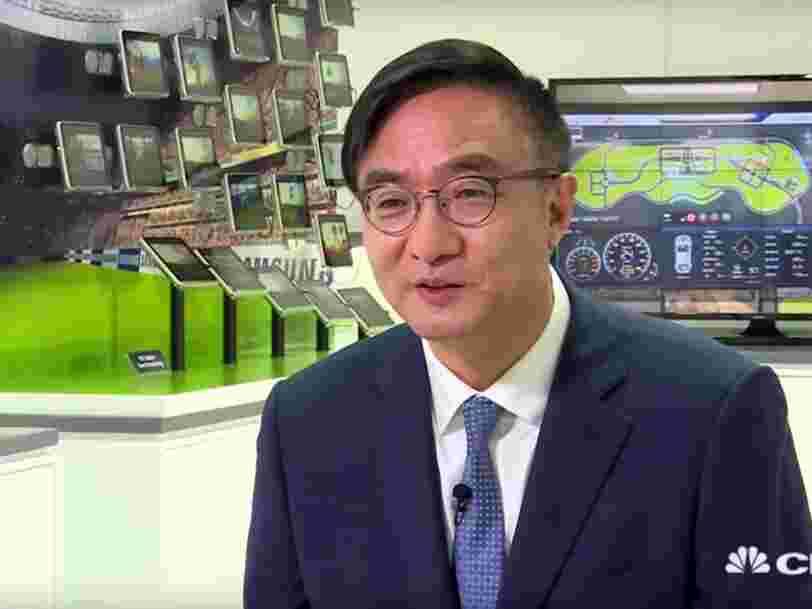 Samsung dit que développer les technologies d'IA est indispensable pour la 5G — le géant sud-coréen a annoncé un investissement de 22 Mds$ pour cela