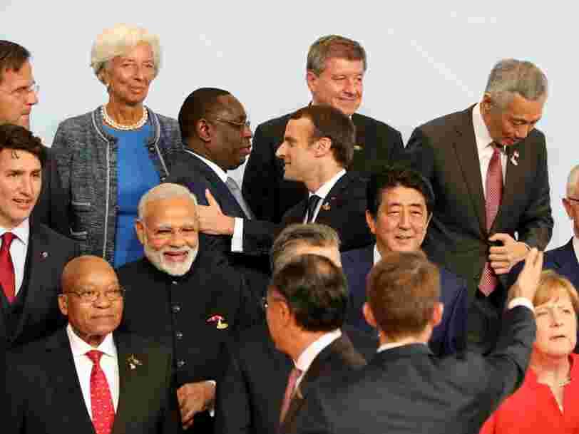 Le FMI prévoit une accélération de la reprise économique mondiale sauf aux Etats-Unis et en Grande-Bretagne