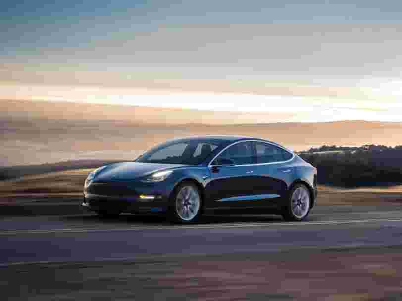 Elon Musk sur la Model 3: 'Nous allons traverser au moins 6 mois d'enfer de production'
