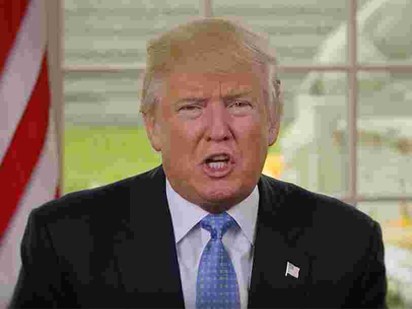 Donald Trump a annoncé son programme pour ses 100 premiers jours à la Maison Blanche — et a fait 2 omissions majeures