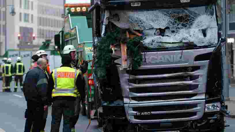 Daech revendique l'attaque terroriste de Berlin