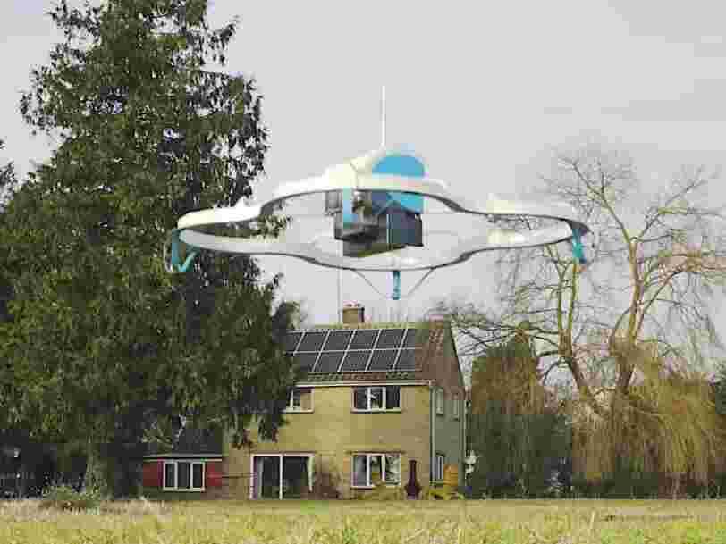 Amazon envisage d'utiliser ses drones de livraison pour scanner votre maison et vous vendre plus de choses