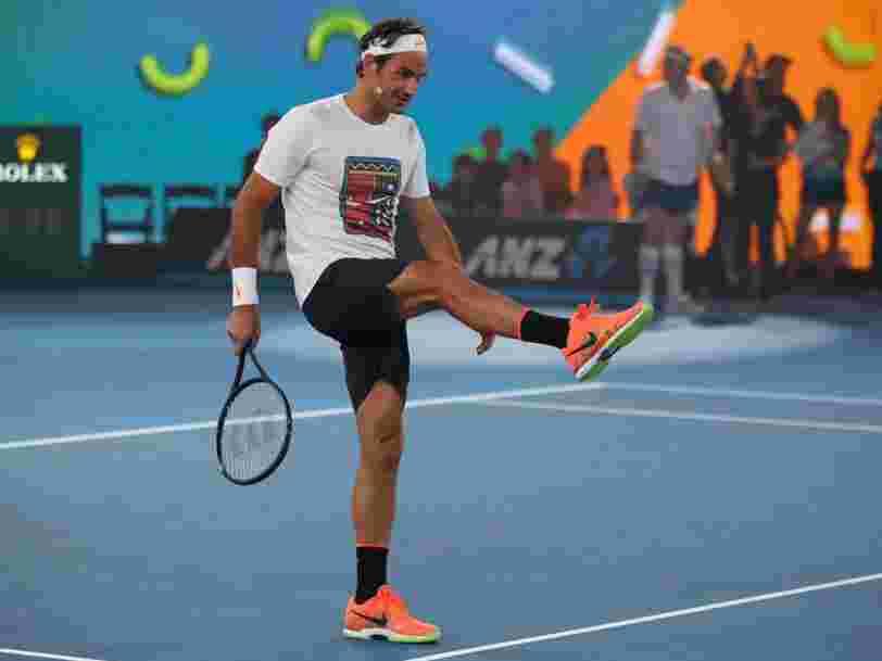 Roger Federer dit ce qu'il aurait fait s'il n'était pas devenu joueur de tennis — et pourquoi il a choisi ce sport à la place