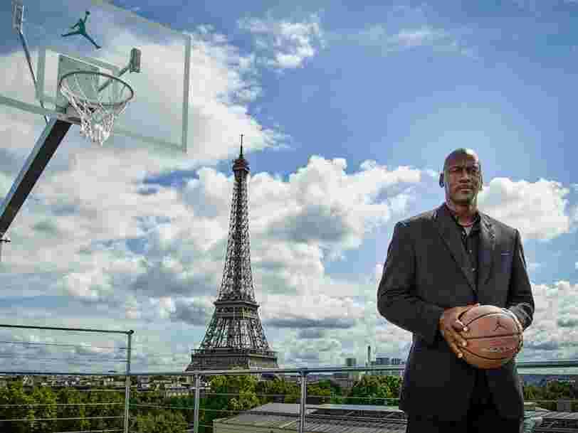 Michael Jordan est le joueur le plus riche de l'histoire de la NBA — voici comment il dépense ses 1,65 Md$