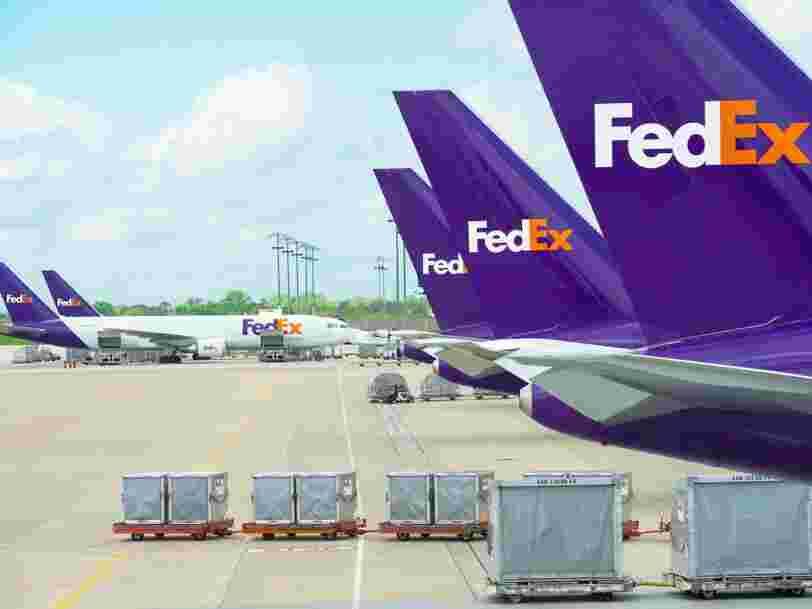 En obtenant 22 hectares pour installer un hub à Liège, Alibaba a damé le pion à Fedex qui voulait s'agrandir