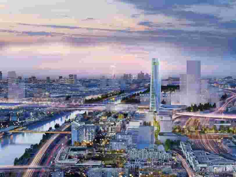 Voici les 6 projets hors normes les plus controversés du Grand Paris