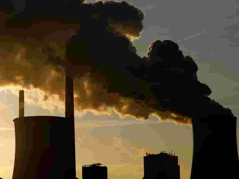 Les 11 pays de l'Union européenne qui continueront à recourir au charbon en 2030