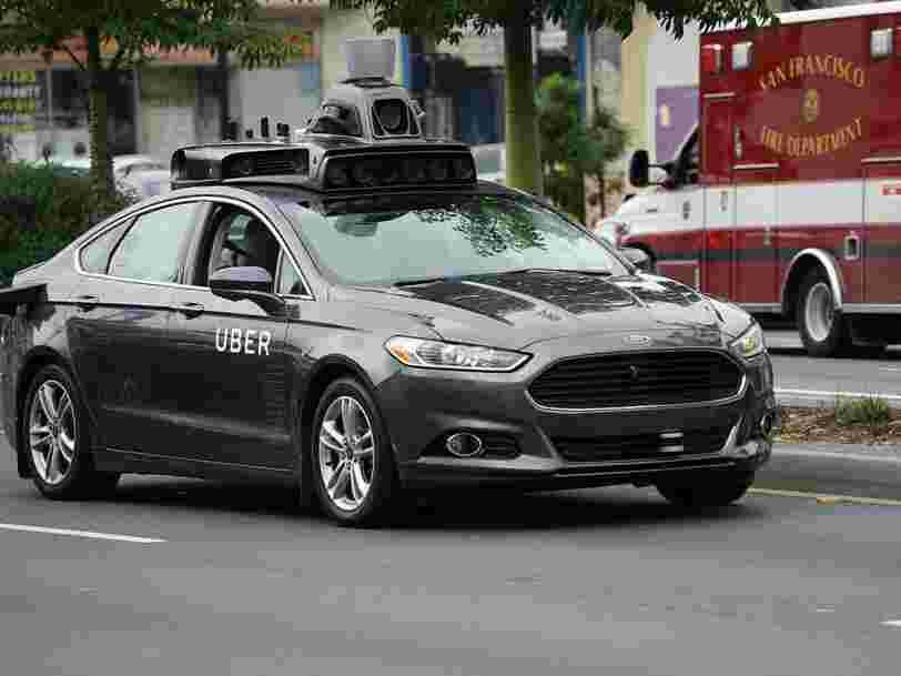 Uber a fixé le prix de son introduction en Bourse, et sa valorisation serait moins élevée qu'attendu