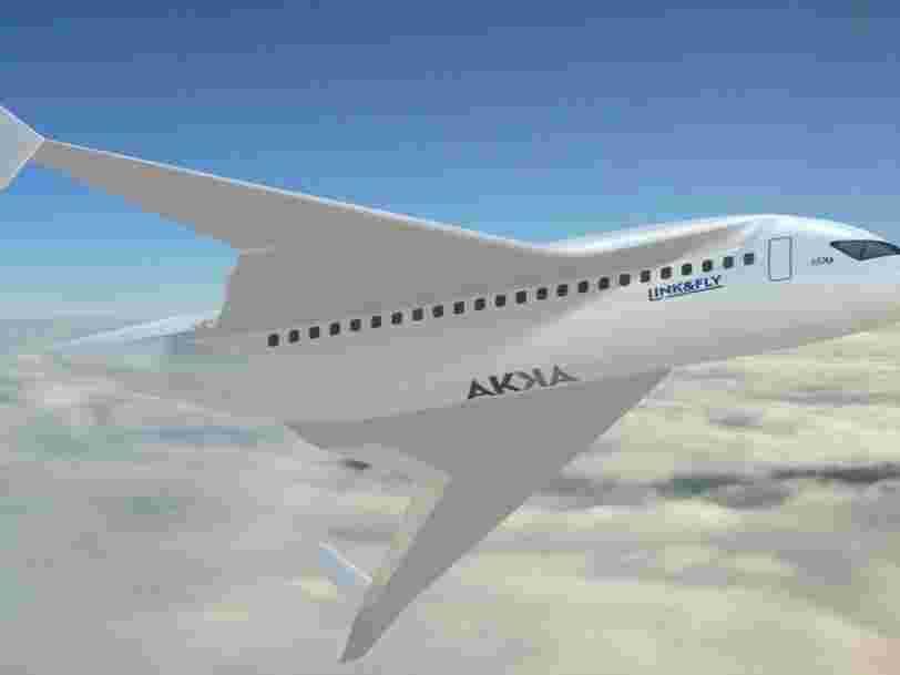 Le Dragon, le Link&Fly et le Cassio, trois avions de demain présentés au salon du Bourget