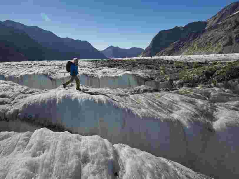 Un nouvel outil de la NASA prédit à quel niveau la mer montera dans votre ville si certains glaciers fondent