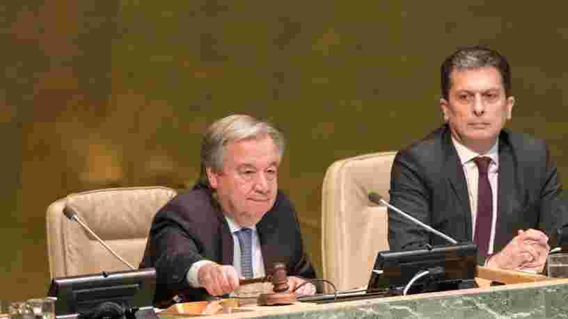 L'ONU va prendre des mesures d'économies — parce que les Etats membres sont mauvais payeurs