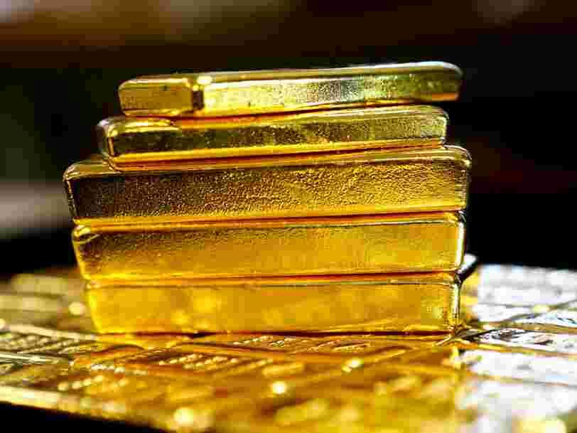 De plus en plus de gens troquent leur argent pour de l'or pour échapper à l'incertitude politique, selon le DG de la Royal Mint