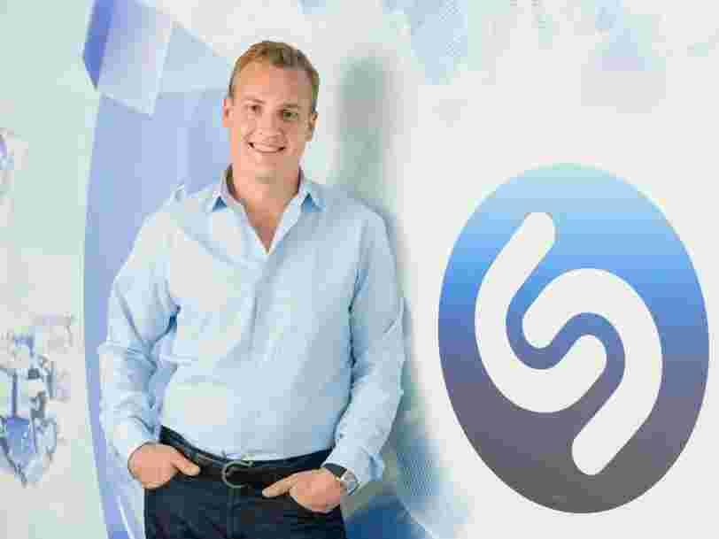 Apple rachète Shazam pour 400M$