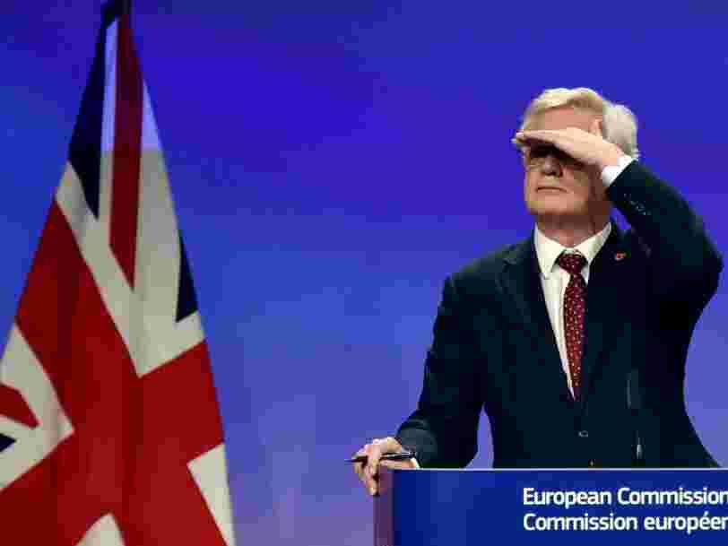 Le Royaume-Uni aurait accepté de payer environ 50Mds€ pour divorcer avec l'Union européenne