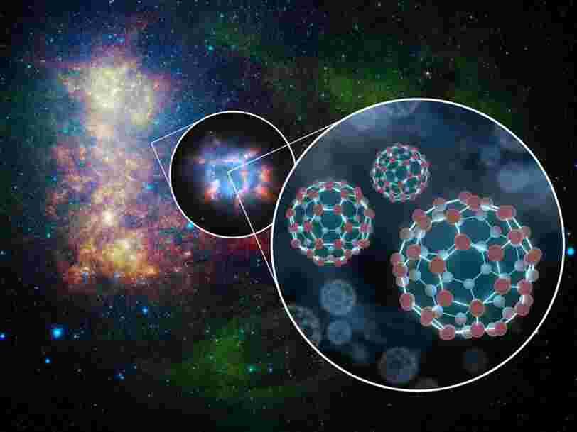 Pourquoi la détection par la NASA de 'ballons de foot électriques' dans l'espace doit attirer votre attention