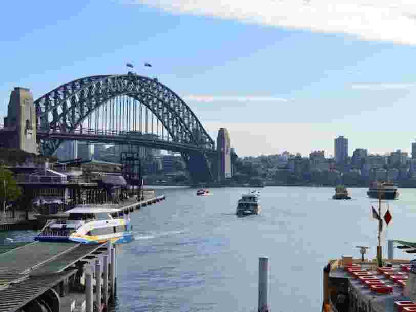 La population en Australie explose — et c'est une bonne nouvelle pour Bouygues et Vinci