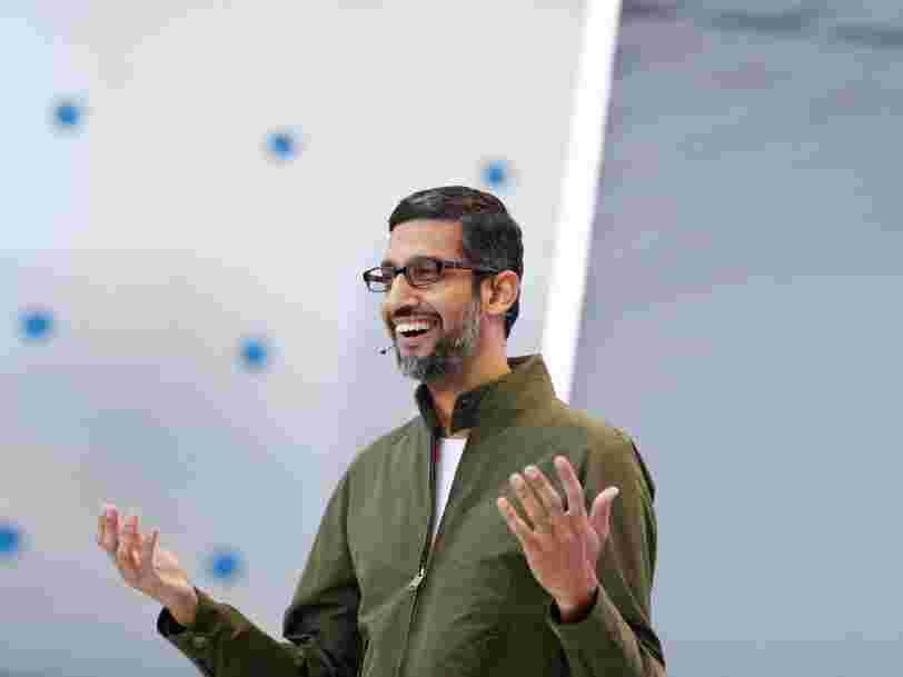 Le DG de Google Sundar Pichai a révélé un fait stupéfiant sur son appli de traduction qui révèle son potentiel financier