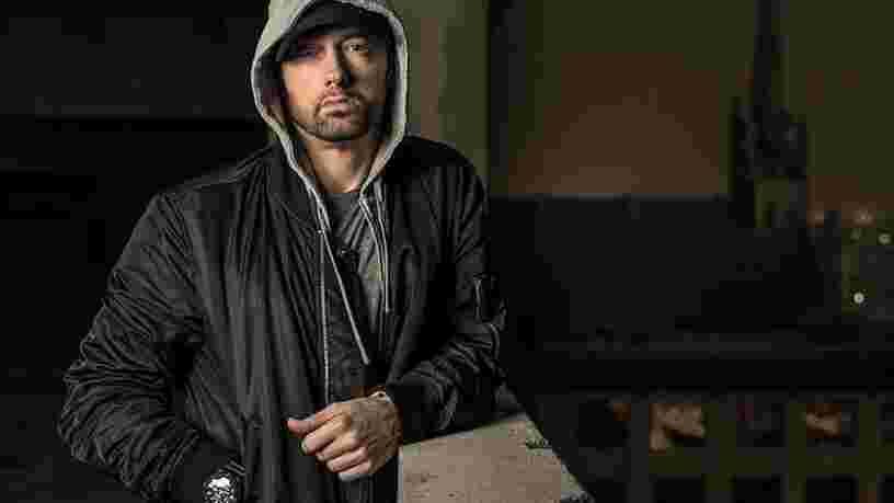Eminem explique à Elton John le processus d'écriture derrière ses albums
