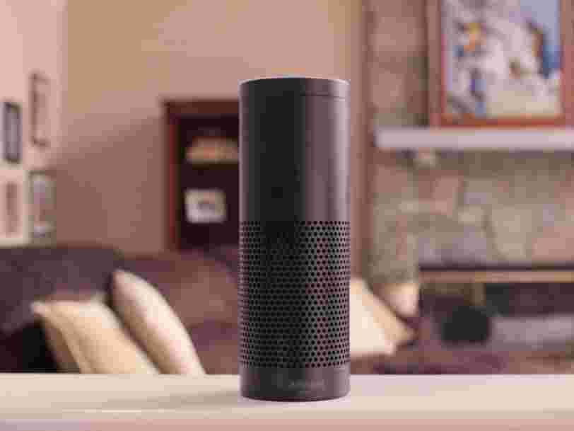 Amazon frappe un grand coup avec Alexa dans la 'guerre des assistants audio' face à Microsoft et Google